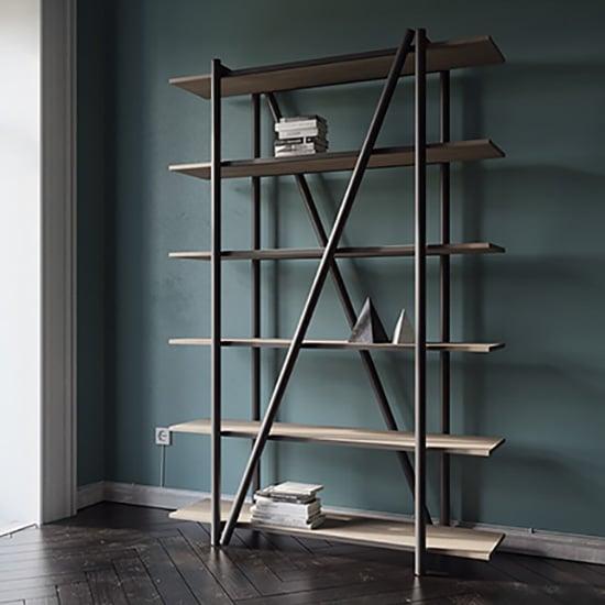 Bookcase stand