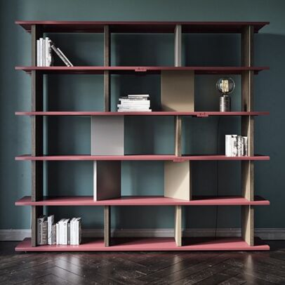 Bookcase a-z