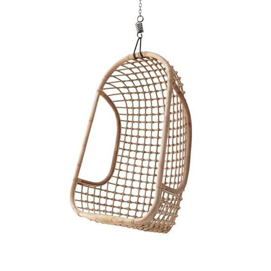 swingchair rattan