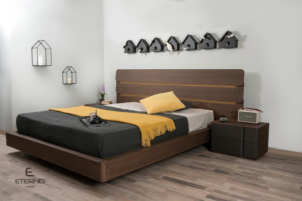 κρεβάτι stone