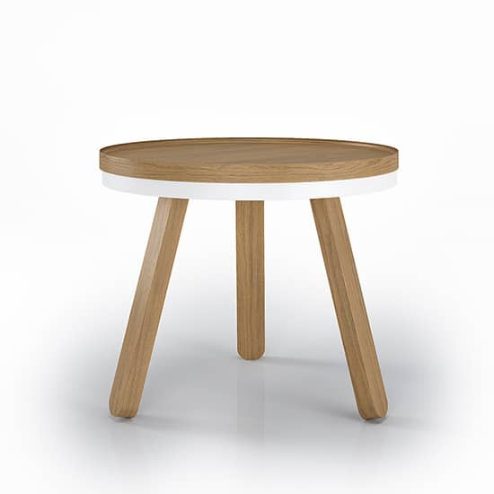 Side table drop