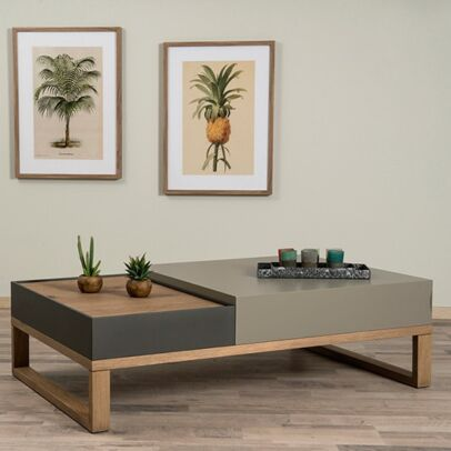 Coffee table albero