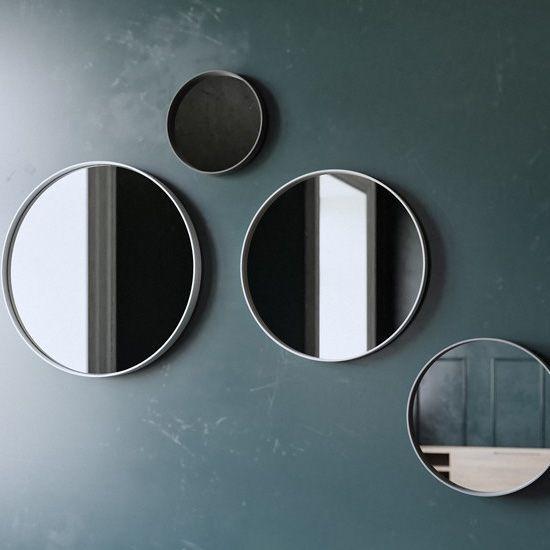 mirror circle