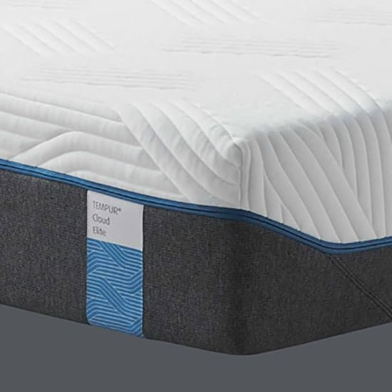 mattress tempur-cloud elite