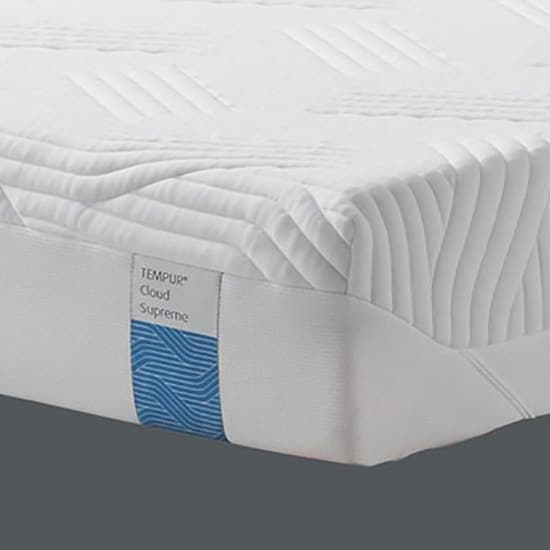 mattress tempur-cloud supreme