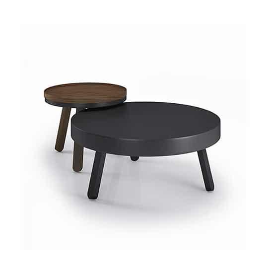 Coffee table drop