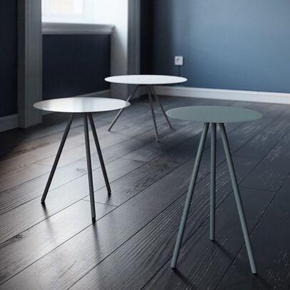 Coffee table happy