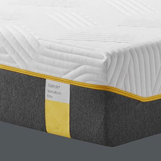 mattress tempur-sensation elite
