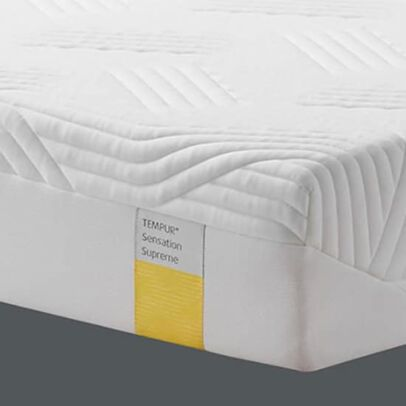mattress tempur-sensation supreme