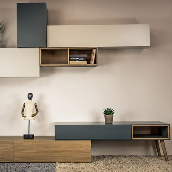 tv unit sixty