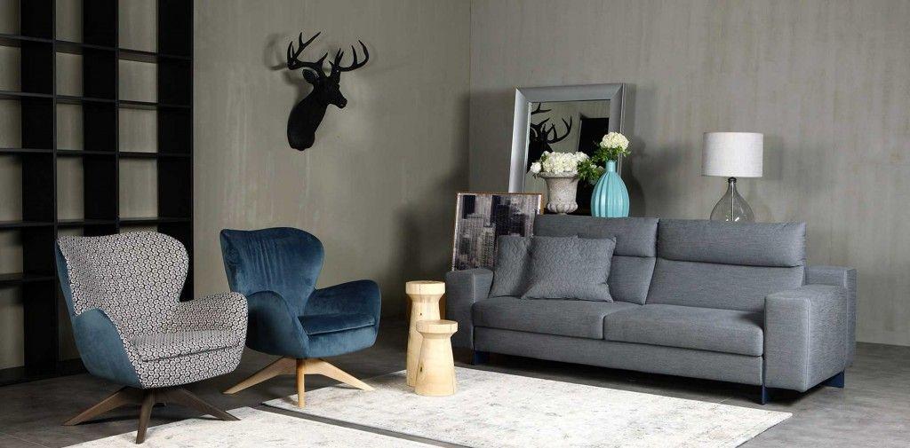 Καναπές calvin