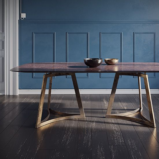 nouveau dining table