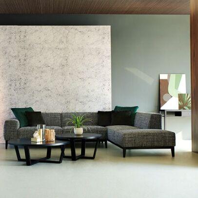 almond sofa