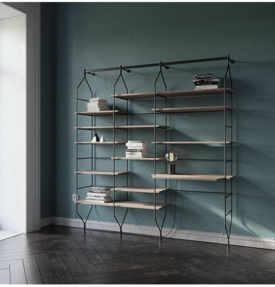 charles bookcase